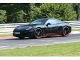 Next-Gen Porsche Cayman: Spy Shots