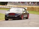 Bentley Continental SuperSports Convertible at the 2011 GoodWood