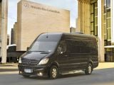 Brilliant Van based on Mercedes-Benz Sprinter