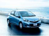 2012 Toyota Vitz/Yaris