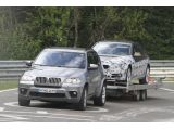 2012 BMW 3-Series spy photo - 6.7.2011 / SB-Medien