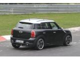 MINI Countryman John Cooper Works spy photo - 7.7.2011 / SB-Medien