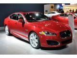 2012 Jaguar XFR: New York 2011