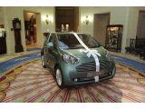 Aston Martin Cygnet – birthday present
