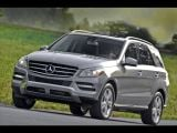 Mercedes Benz ML350 4MATIC 2012