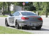 2012 BMW M6 Coupe spy photo - 18.7.2011 / SB-Medien
