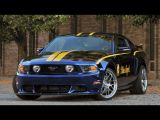Ford Mustang GT Blue Angels Edition 2012