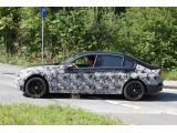 China-market LWB 2012 BMW 3-Series spied 27.07.2011 / Copyright SB-Medie