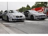 2012 BMW M6 Coupe spied black & silver 04.08.2011 / Copyright SB-Med