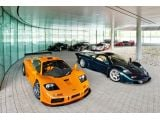 McLaren Automotive celebrates 20th anniversary of the legendary McLaren