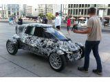 Audi City E-tron concept spied 08.08.2011 / Copyright SB-Medien
