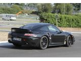 2013 Porsche 911 Turbo production version spied 12.07.2011 / Copyright S