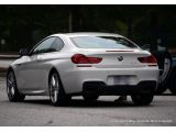 2012 BMW 6-Series Coupe with M Package - 8.8.2011 / PalBay
