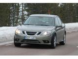 2012 Saab 9-3 mule spied 14.03.2011 / Copyright SB-Medien