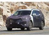 2013 Hyundai Santa Fe (ix45) spied 15.08.2011 / Copyright SB-Medien