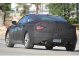 2012 Hyundai Genesis Coupe spy photo - 15.8.2011 / SB-Medien