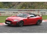 2012 Jaguar XKR-S spied on the ring 16.08.2011 / Copyright SB-Medien
