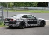 2012 BMW M6 Coupe prototype crashes on ring 16.08.2011 / Copyright SB-Me