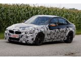 2014 F30 BMW M3 sedan spied 17.08.2011 / Copyright SB-Medien