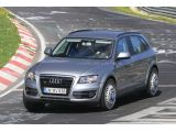Audi Q6 chassis test-mule spied 17.08.2011 / Copyright SB-Medien