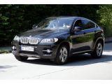 2012 BMW X6 facelift spied 19.08.2011 / Copyright SB-Medien