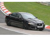 2013 Jaguar XFR-S mule spied 19.08.2011 / Copyright SB-Medien