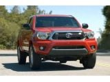 2012 Toyota Tacoma leaked photo - 19.8.2011 / Pickuptrucks.com
