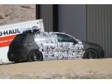 2012 VW Golf VII first full-body prototype spy photos 20.08.2011 / SB-Me