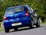 Hyundai i20 Blue 2012