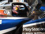 Kimi Raikkonen Peugeot 908 Lemans Test
