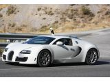 Bugatti Veyron 16.4 Grand Sport Super Sport spied 29.08.2011 / Copyright