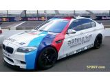 2012 BMW M5 Safety Car - 29.8.2011 / 5post