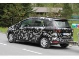 2012 Ford B-Max spy photo - 30.8.2011 / SB-Medien