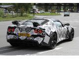 2012 Lotus Exige spy photo - 30.8.2011 / SB-Medien