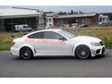 Spy Shots: Mercedes-Benz C63 AMG Coupe Black Series Photos