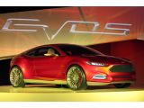 Ford Evos Concept Live Photos