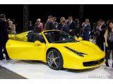 Ferrari 458 Spider live debut in Maranello  / TeamSpeed.com