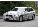 2012 BMW 3-Series Touring spied  / Copyright SB-Medien