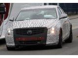 Spy Shots: 2013 Cadillac ATS