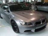 BMW M3 Frozen Grey Metallic