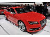 2012 Audi S7: Frankfurt 2011