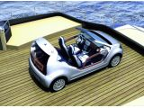 Volkswagen up! azzurra sailing team concept