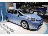 Toyota Prius Plug-In Hybrid: Frankfurt 2011
