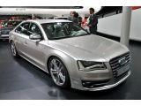 2012 Audi S8: Frankfurt 2011
