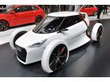 Audi Urban Concept Sportback: Frankfurt 2011