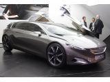 Peugeot HX1 Concept: Frankfurt 2011