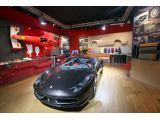 Ferrari 458 Spider live in Frankfurt