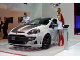 Abarth Punto SuperSport: Frankfurt 2011