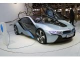 BMW i8 concept at Frankfurt -