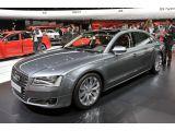 Audi A8L W12 Exclusive Concept: Frankfurt 2011